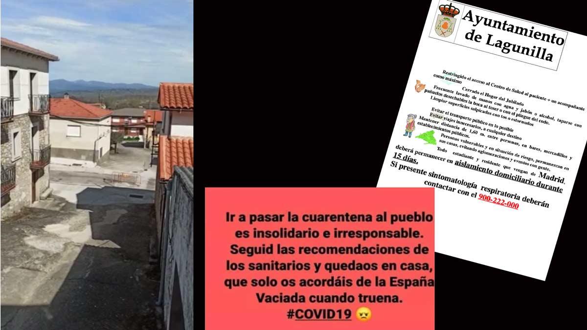 Coronavirus: Indignación y medidas de aislamiento para los madrileños que huyen a la España vaciada