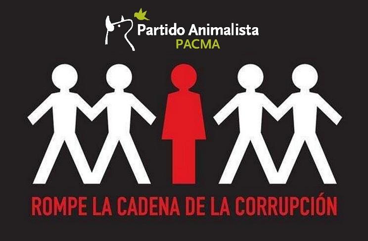 PACMA recibirá una nueva querella por corrupción interna