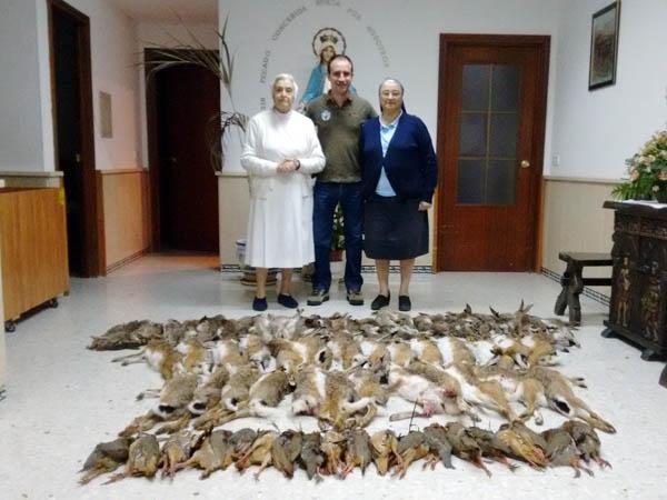 FEDEXCAZA ayuda a un comedor social aportando carne de caza