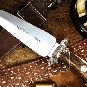 El cuchillo de caza ¿qué tipos hay y para qué se usan?