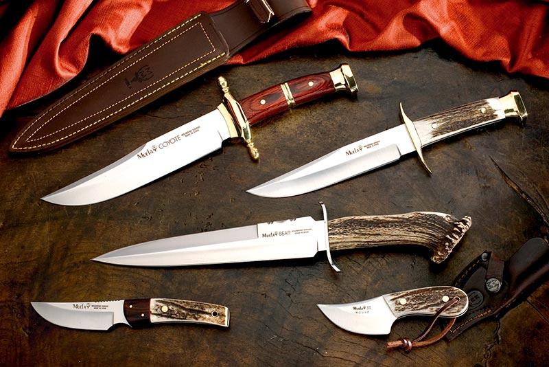 El cuchillo de caza tipos y usos for Clases de cuchillos de mesa