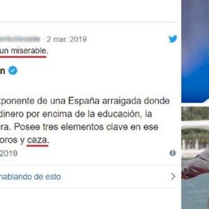 Daniel Guzmán critica a Sergio Ramos y su afición a la caza