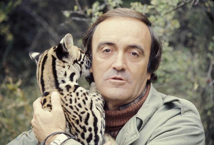 «Rodríguez de la Fuente creía en la caza para equilibrar los ecosistemas», recuerda su biógrafo