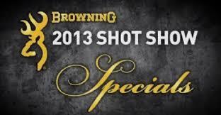 Novedades 2013 de Browning