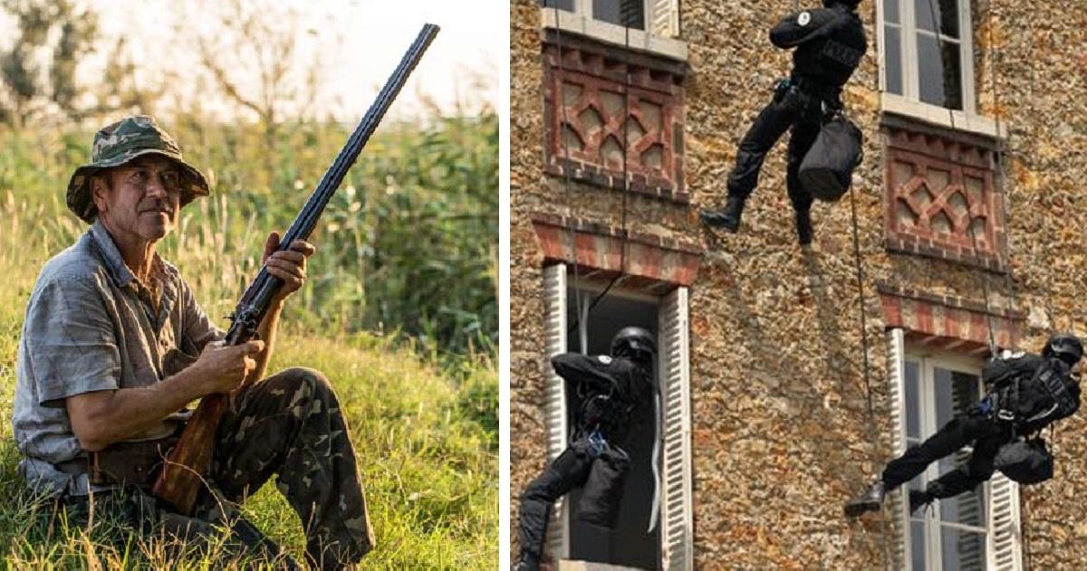 Mandan a prisión a dos individuos que dieron una paliza a un cazador de 75 años en Francia