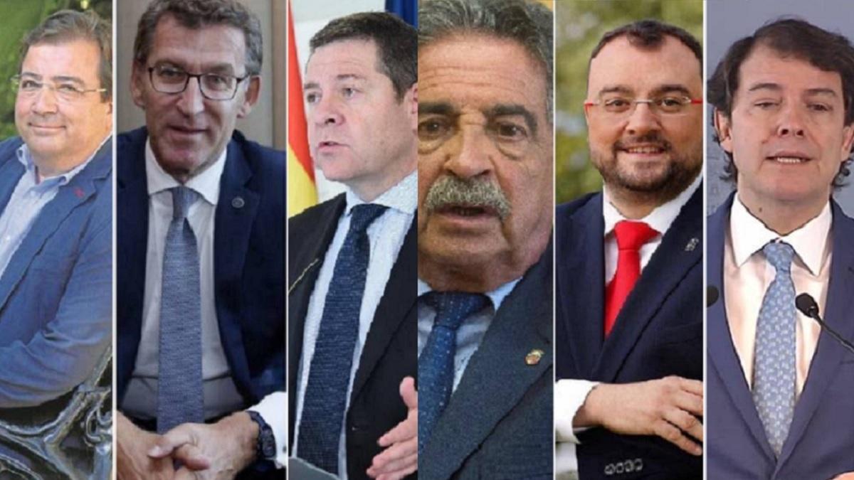Estos son los presidentes autonómicos que están dando la cara por cazadores y pescadores en la desescalada