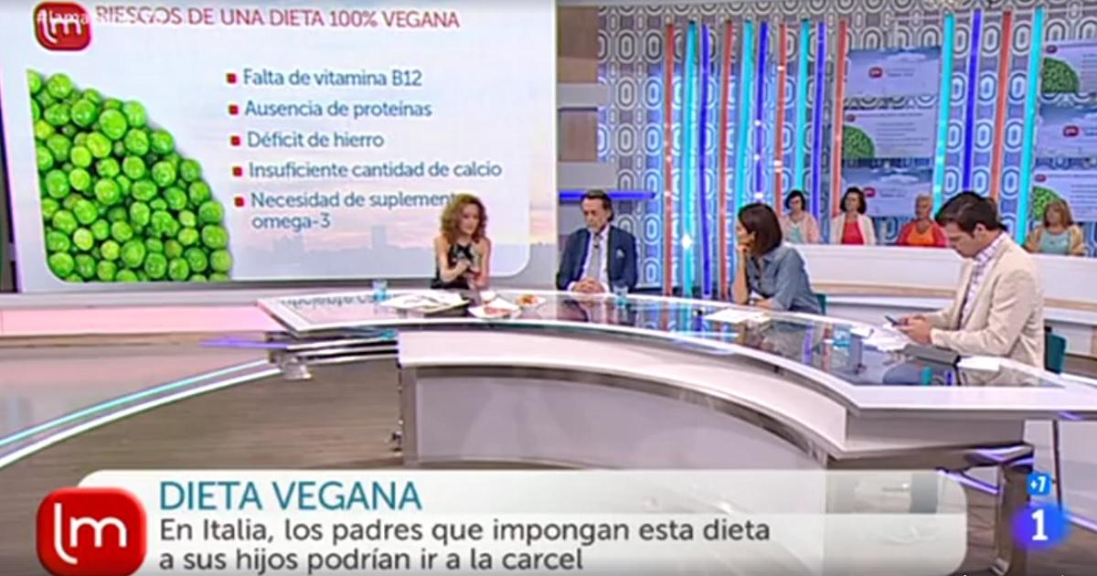 Estos son los problemas de imponer a un niño una dieta vegana