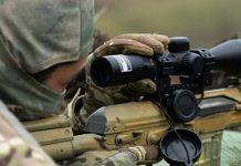 diseñan rifle dispara balas 2000 metros por segundo
