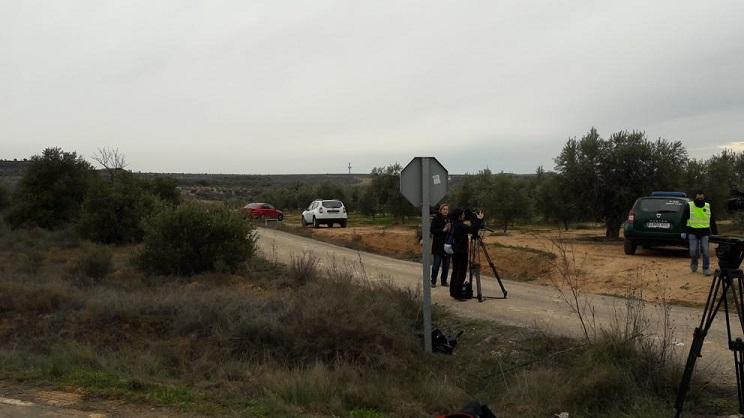 disparados dos agentes rurales en Lleida