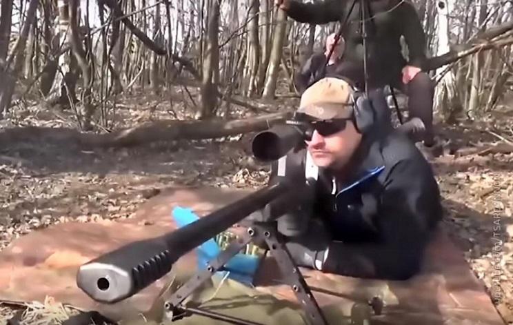 disparo record del mundo