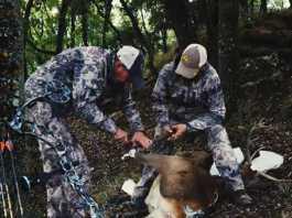 documental carne de caza