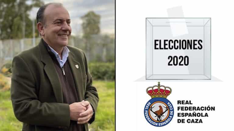 El candidato Manuel Gallardo se presenta a las elecciones a la presidencia de la RFEC.