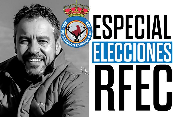 Elecciones RFEC: Entrevista al candidato Vicente Seguí