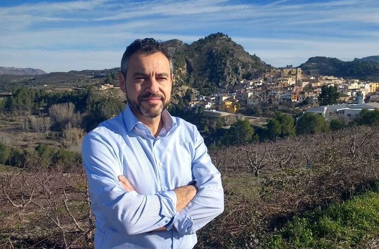 Vicente Seguí candidato a la presidencia de la RFEC