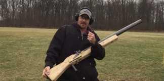 escopeta calibre 1,5