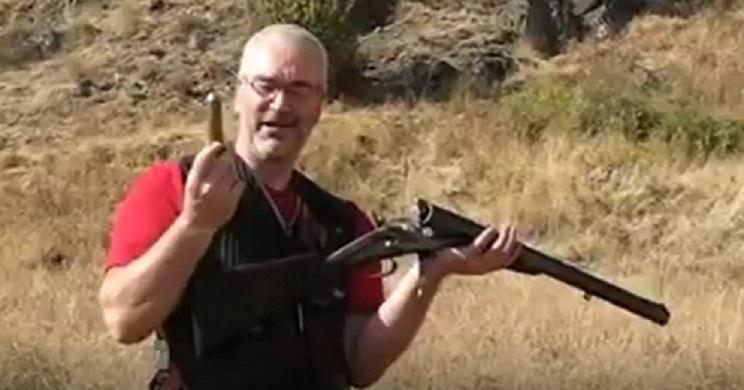 escopeta calibre 4