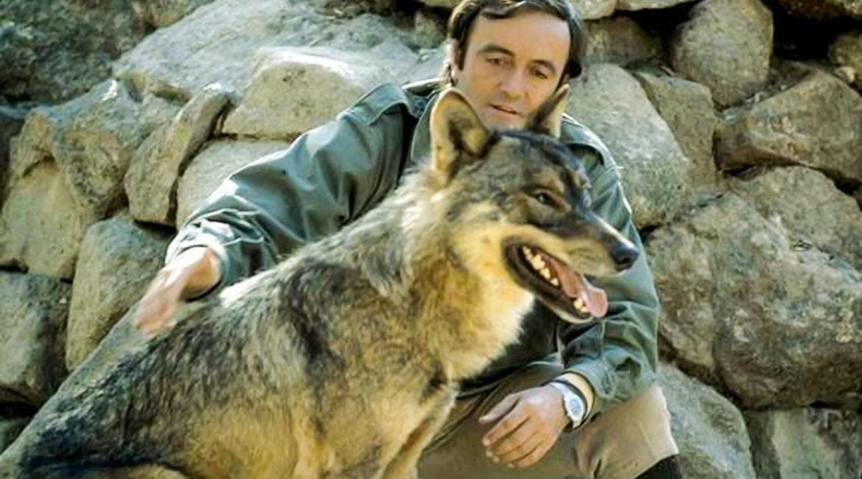 Esta conversación de Félix con un pastor deja claro lo que pensaba de la caza del lobo (y muchos ecologistas niegan)