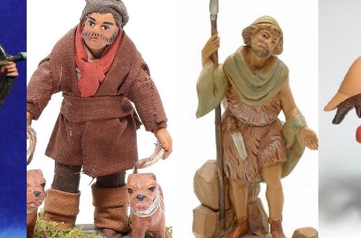 Nueve figuras de belén que no pueden faltar en la casa de un cazador