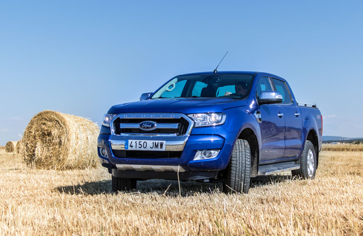 ford ranger pick-up para cazar