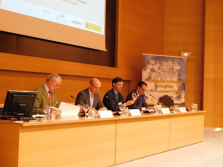 A debate la gestión de los espacies naturales protegidos y la propiedad privada