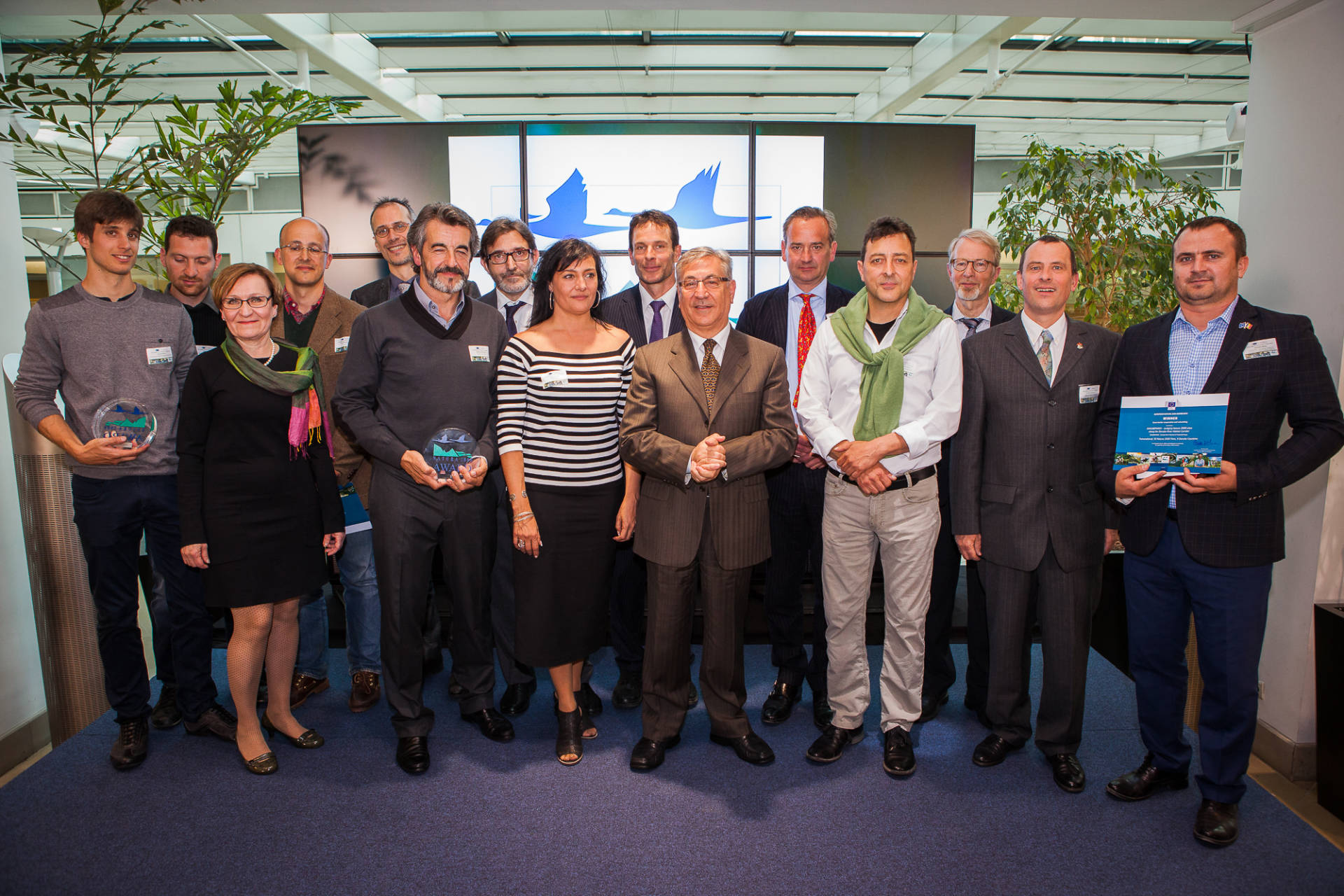 La Fundación Oso Pardo, galardonada con el Premio Natura 2000 de la Comisión Europea