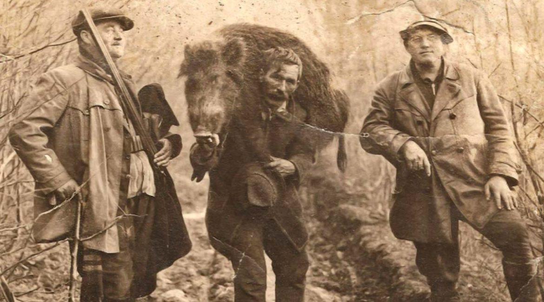 30 fotos antiguas de caza que retratan nuestra historia como cazadores