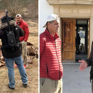 Frank Cuesta rueda una serie de caza y PACMA se niega a participar