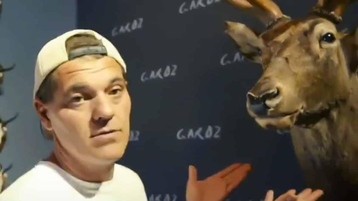 Frank Cuesta volvió a acercarse a la caza con el especial 'Wild Frank: la berrea'