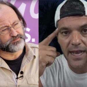 'Zasca' histórico de Frank Cuesta a Lobo Marley y a los animalistas 'expertos' en lobo
