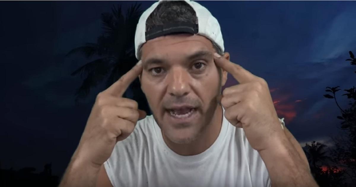 """Frank Cuesta: """"Voté al PACMA, pero no lo volveré a hacer"""""""