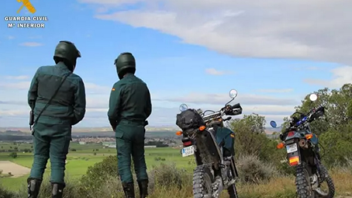 Falsifican una autorización para cazar en un coto y la Guardia Civil los pilla gracias a un guarda rural