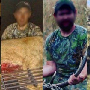 9 estúpidos furtivos capturados por sus descuidos en redes sociales