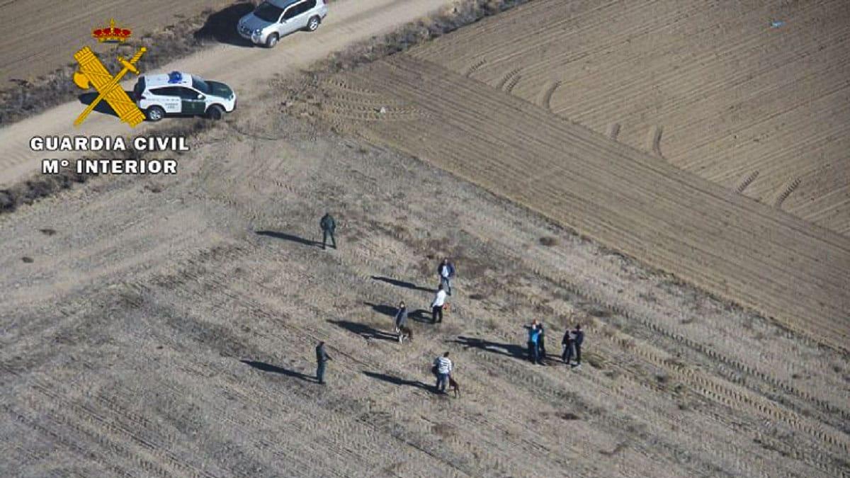 Los cazadores llevan a juicio a dos individuos con más de 100 denuncias por furtivismo con galgos