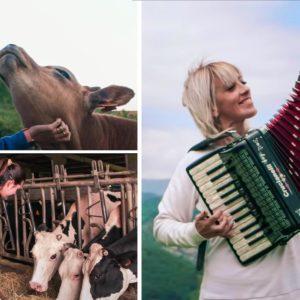 Ganaderas Asturianas lanza esta canción para homenajear a las mujeres del mundo rural