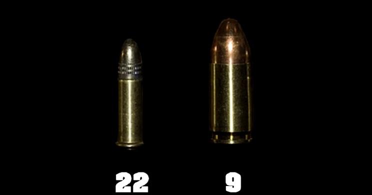 Si te lías con las medidas de los calibres de caza mayor este vídeo te interesa