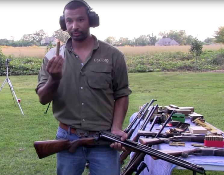 grandes calibres de caza