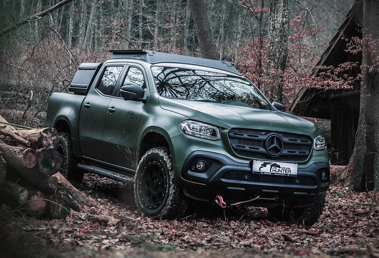 Este es el coche que todo cazador desearía tener