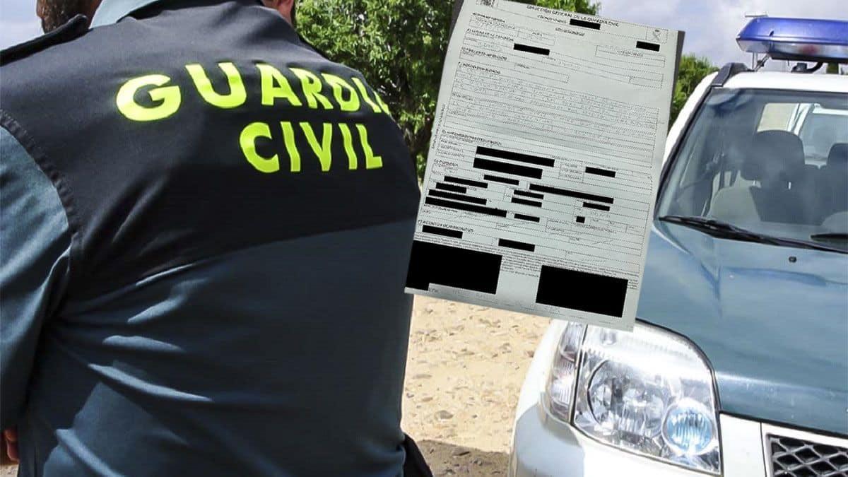 Cuatro guardias civiles de paisano denuncian y requisan el arma a un cazador con todos los permisos en regla