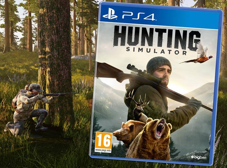 Hunting Simulator 2017: así es el videojuego de caza más realista de la historia