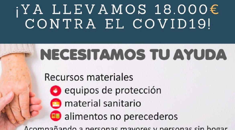 Las federaciones de caza y Fundación Artemisan donan 18.000 euros para luchar contra el coronavirus