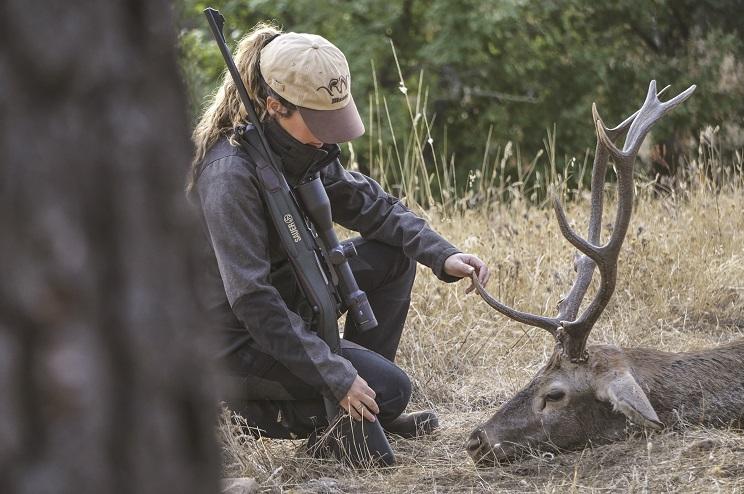 Así deben ser las imágenes de caza que compartes en las redes sociales