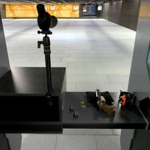 "Construyen en un centro comercial la galería de tiro ""más moderna de España"""