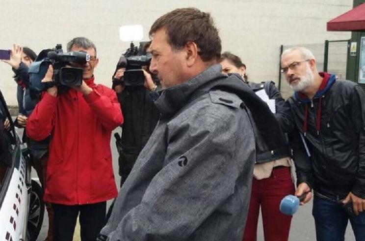 En libertad el ecologista detenido tras los incendios de Galicia