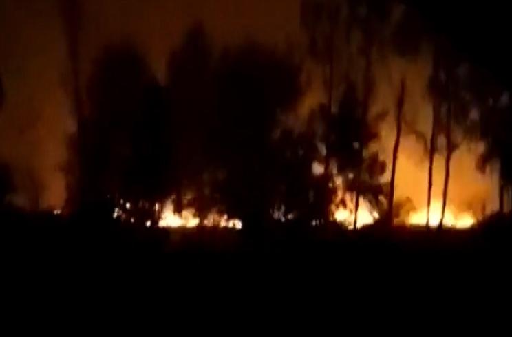 La Xunta recurre a los cazadores para que colaboren en la lucha contra incendios forestales