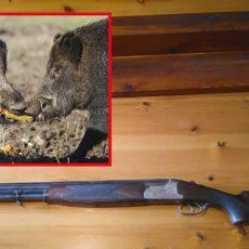 La Guardia Civil detiene a dos individuos tras esconder una escopeta que usaron «para espantar jabalíes»
