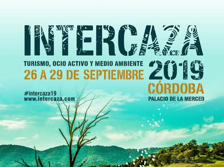 Intercaza, la feria de caza de Córdoba, se celebrará del 26 al 29 de septiembre