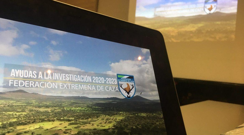 La Federación Extremeña hace una inversión sin precedentes para realizar investigaciones que ayuden a la caza
