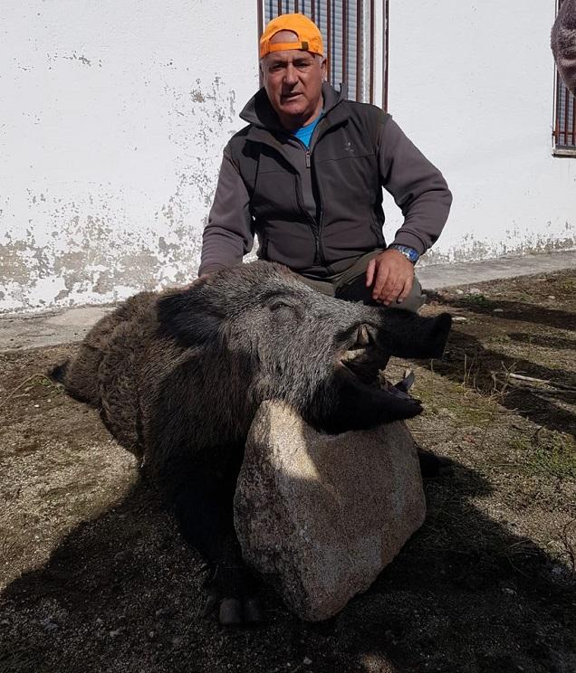jabali 150 kilos salamanca
