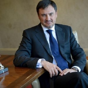 Jaime Anchústegui, presidente de Generali Seguros, es cazador