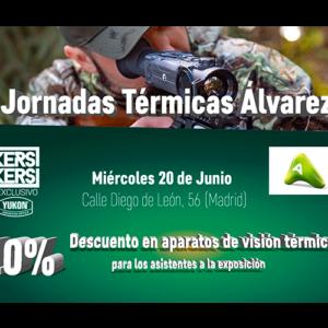 Makers&Takers: Jornadas térmicas en Álvarez